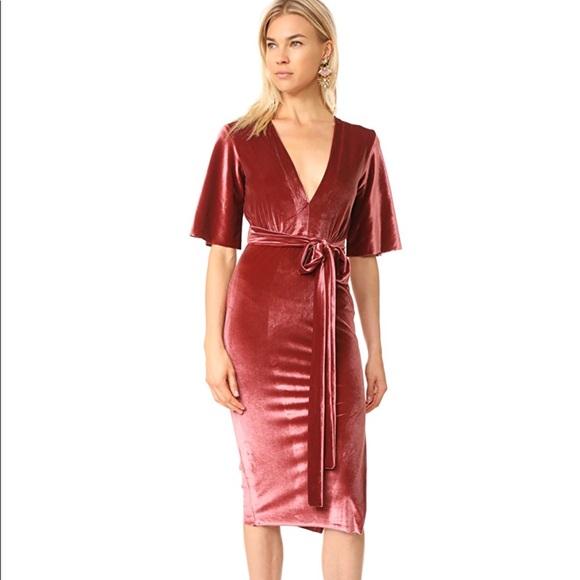 a60f02505f290 Bec & Bridge Dresses & Skirts - Bec & Bridge Ruba Rombic dress in Rosewater